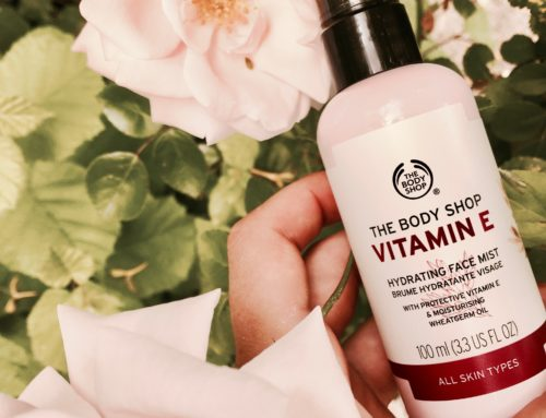 Rose Water – Hydrating Face Mist